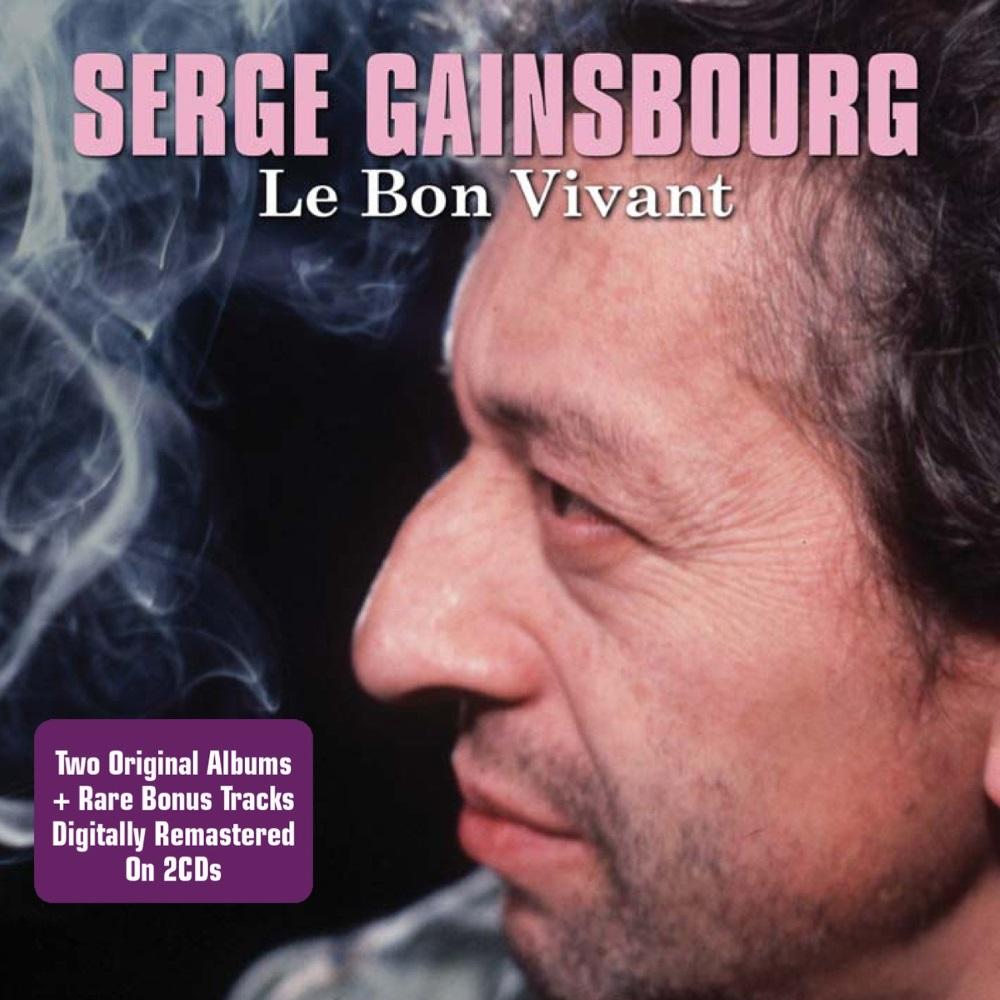 Serge Gainsbourg – Le Bon Vivant (2 CD)