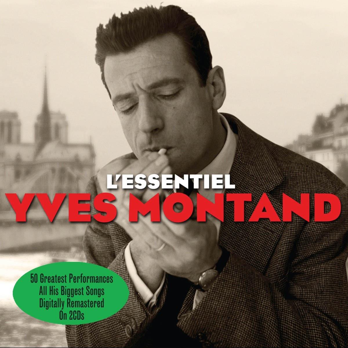 Yves Montand – LEssentiel (2 CD)Представляем альбом Yves Montand – LEssentiel французского певца-шансонье.<br>