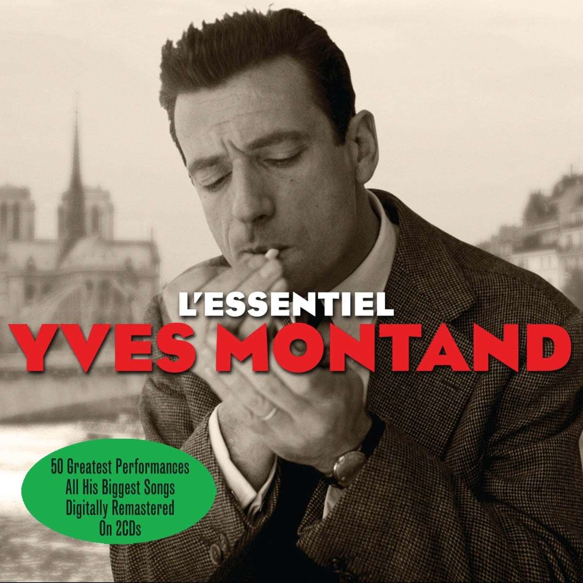 Yves Montand – L'Essentiel (2 CD)