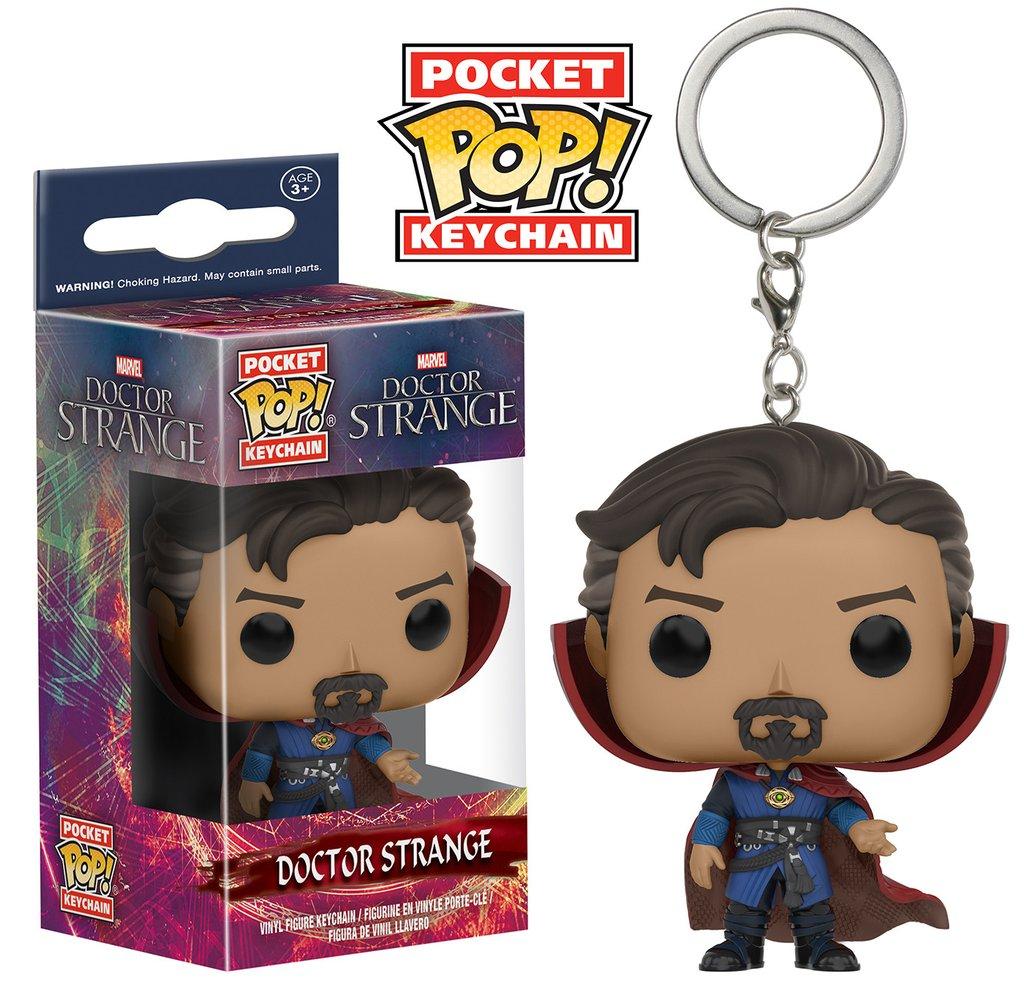 Брелок Funko POP Marvel: Doctor Strange – Doctor Strange (9,5 см)