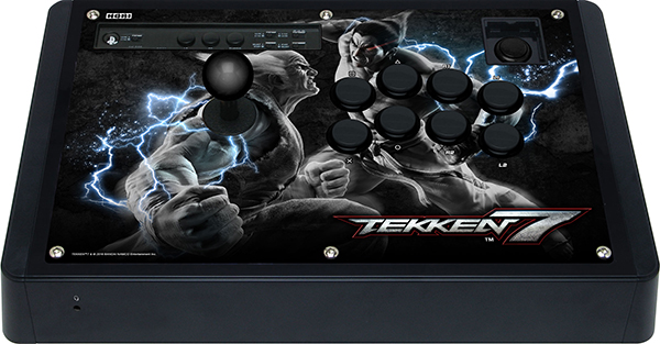 Подробнее о Аркадный стик Hori Arcade Real Arcade Pro Tekken 7 Edition для PS4 / PS3 / PC усилитель mixamp pro tr kit черный для ps4 ps3 pc mac