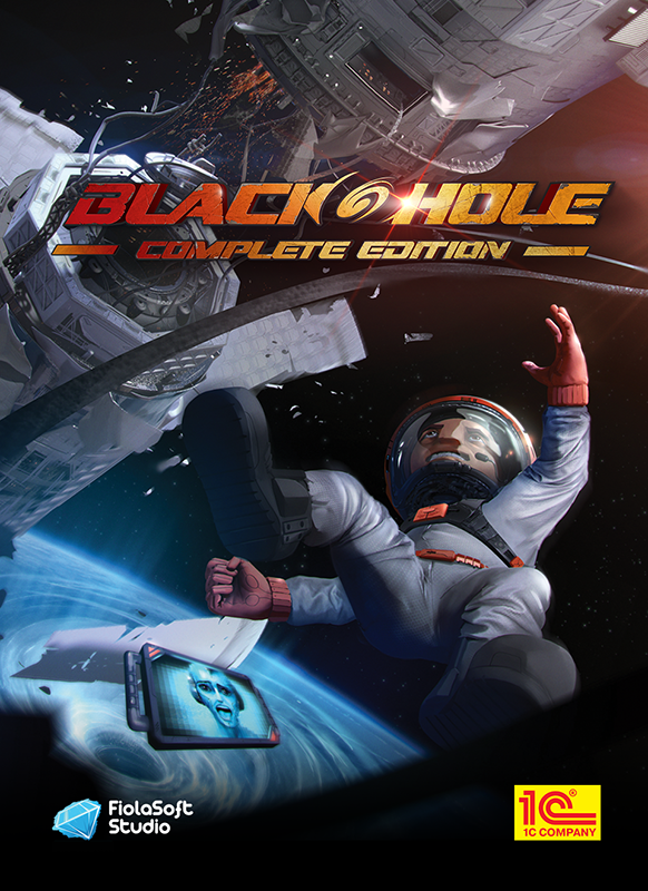 Blackhole. Complete Edition (Цифровая версия) утяжелители atemi цвет черный 2 х 2 кг