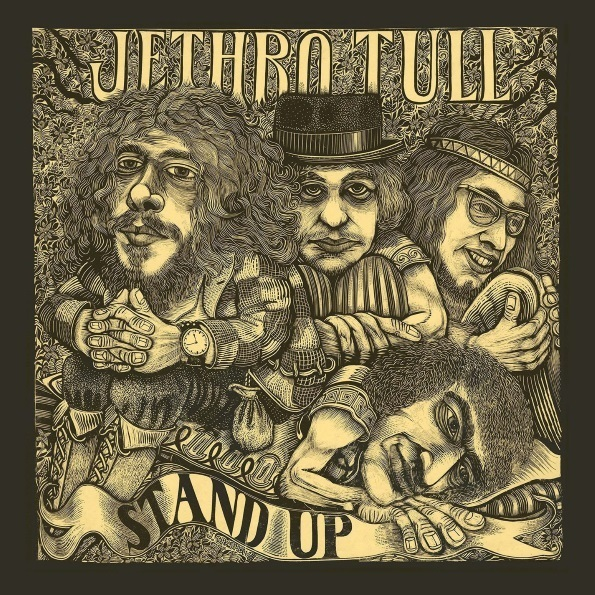 Jethro Tull – Stand Up (LP) jethro tull jethro tull thick as a brick