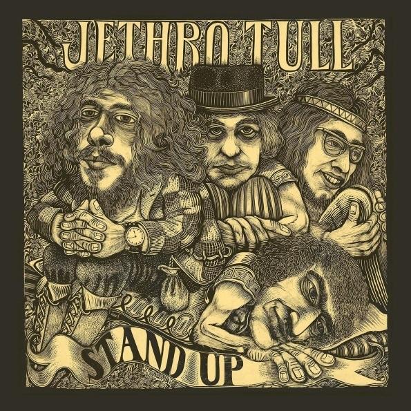 Jethro Tull – Stand Up (LP)Stand Up – переиздание альбома Jethro Tull, в точности повторяющее оригинальную пластинку 1969 года, на которой фигуры музыкантов вставали при открытии разворотного конверта.<br>