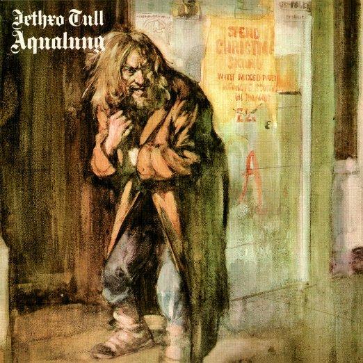 Jethro Tull – Aqualung (LP)Aqualung – переиздание альбома Aqualung 1971 года британской рок-группы Jethro Tull в стерео миксе Steven Wilson 2011 года.<br>