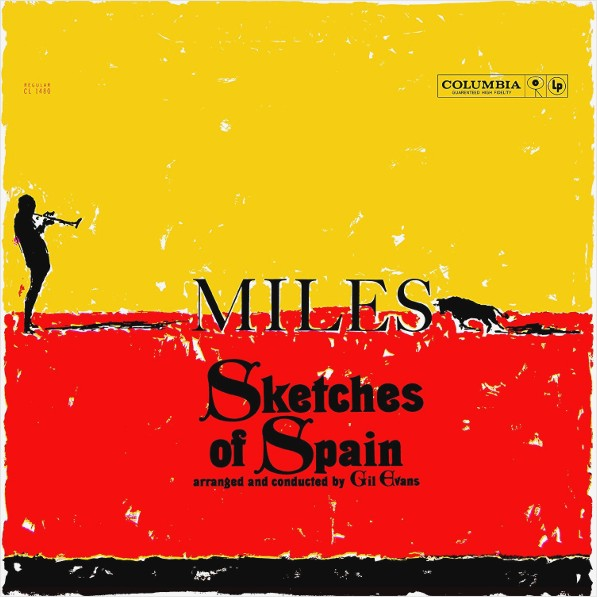 Miles Davis – Sketches Of Spain (LP) miles davis miles davis kind of blue