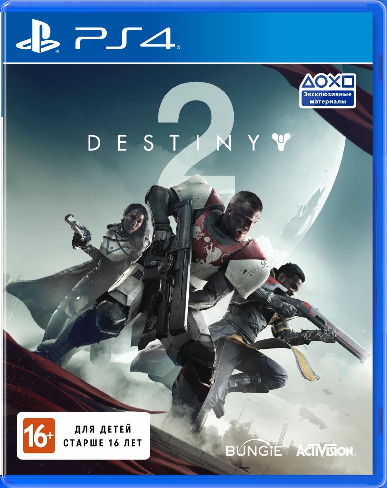 Destiny 2 [PS4]Создатели легендарной игры Destiny представляют долгожданное продолжение своего знаменитого хита. В новой игре вы отправитесь в грандиозное путешествие по Солнечной системе.<br>