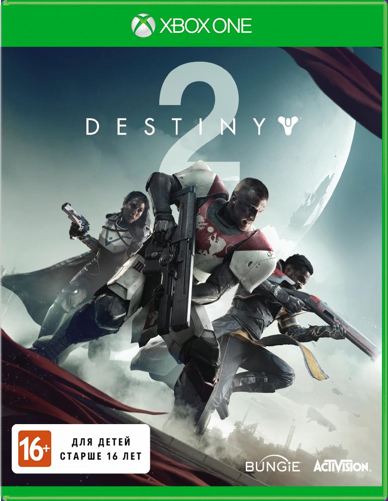 Destiny 2 [Xbox One]Закажите игру Destiny 2 для Xbox One до 17:00 часов 20 октября 2017 года и получите 200 дополнительных бонусов на карту 1С Интерес, а также 2 DLC – «Холодное сердце» и «Призрак-счетчик убийств».<br>