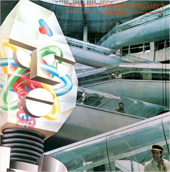 The Alan Parsons Project – I Robot (LP) виниловая пластинка the alan parsons project stereotomy