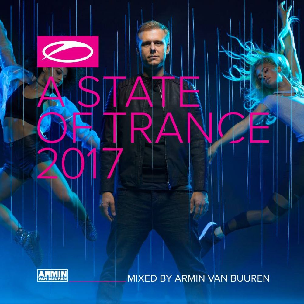 Armin van Buuren – A State Of Trance 2017 (2 CD) a state of trance 15 years 2 cd