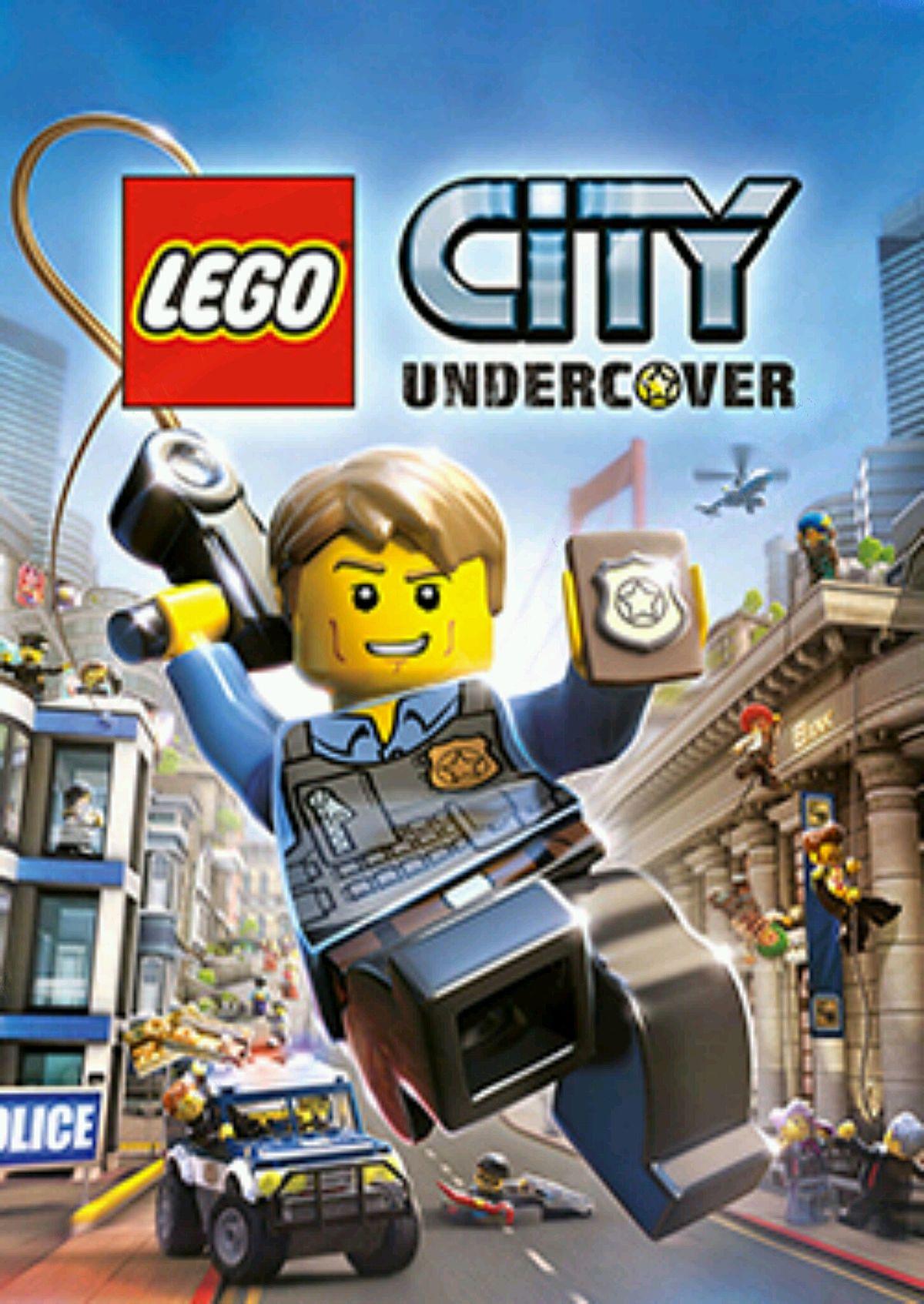 все цены на LEGO City Undercover [PC, Цифровая версия] (Цифровая версия)