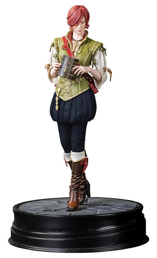 Фигурка The Witcher 3: Wild Hunt – Shani (24 см)Фигурка The Witcher 3: Wild Hunt – Shani воплощает собой героиню литературной саги «Ведьмак», а также серии игр Ведьмак, приятельницу, союзницу и любовницу Геральта – Шани.  Закажите уже сейчас и получите 165 дополнительных бонусов на карту за предзаказ.<br>