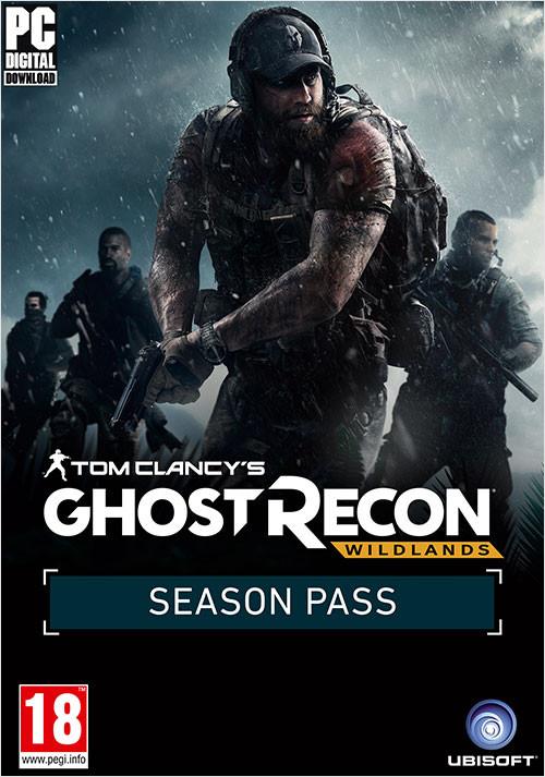Tom Clancys Ghost Recon: Wildlands. Season Pass (Цифровая версия)Tom Clancys Ghost Recon: Wildlands. Season Pass предоставит вам доступ к двум большим дополнениям и эксклюзивному контенту: великолепному оружию, снаряжению и уникальному транспортному средству. Вас ждут и другие приятные сюрпризы.<br>