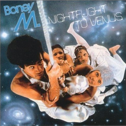 Boney M – Nightflight To Venus (LP) виниловая пластинка boney m christmas album