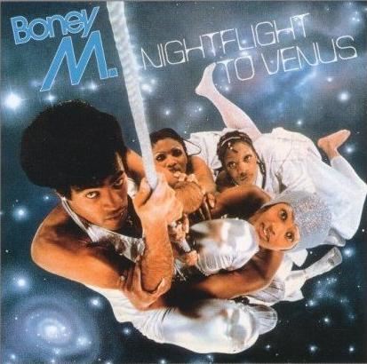 Boney M – Nightflight To Venus (LP)Boney M – Nightflight To Venus – третий студийный альбом группы Boney M., спродюсированный Фрэнком Фарианом.<br>