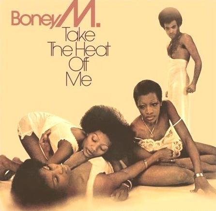 Boney M – Take The Heat Off Me (LP) фил коллинз phil collins take a look at me now 3 lp