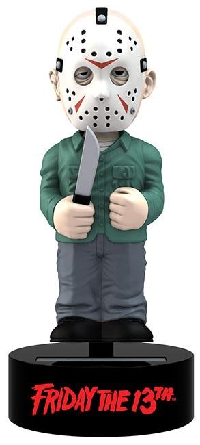 Фигурка Friday the 13th: Jason Body Knockers на солнечной батарее (15 см)Фигурка Friday the 13th: Jason воплощает собой Джейсона из фильма «Пятница, 13-е».<br>