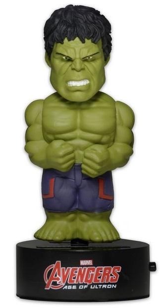 Фигурка Avengers Age of Ultron: Body Knockers – Hulk на солнечной батарее (15 см)