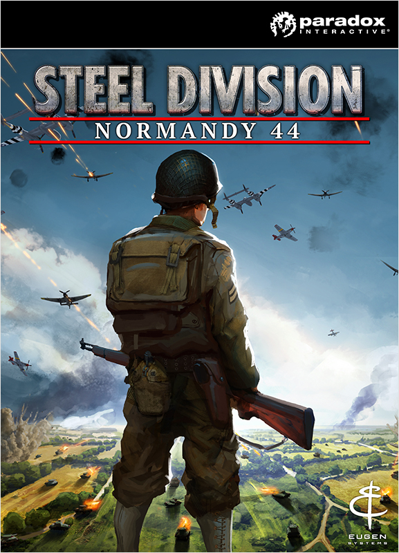 Steel Division: Normandy 44. Deluxe Edition [PC, Цифровая версия] (Цифровая версия) the crew 2 deluxe edition [pc цифровая версия] цифровая версия