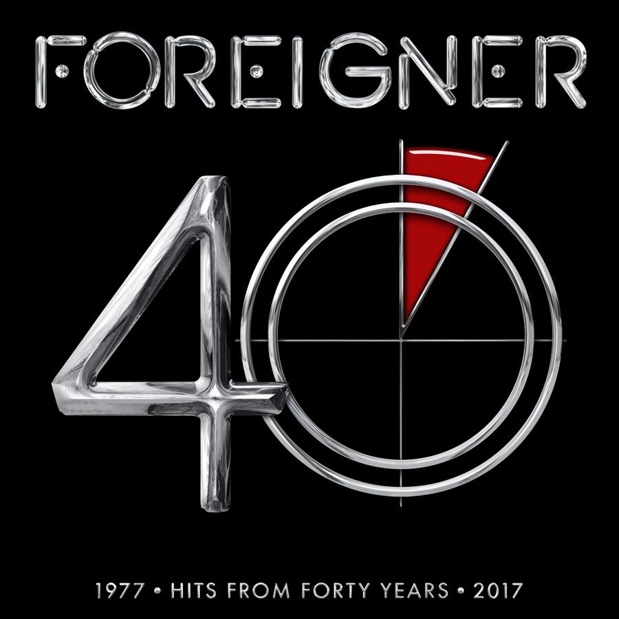 Foreigner – 40 (2 CD) foreigner – 40 2 cd