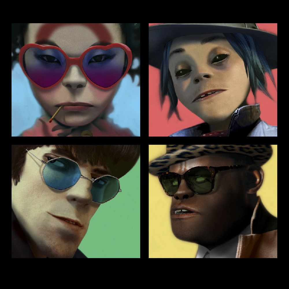 Gorillaz – Humanz. Limited Deluxe Edition (2 CD)