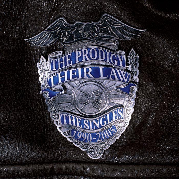 Prodigy – Their Law The Singles 1990–2005 (2 LP)Prodigy – Their Law The Singles 1990–2005 – сборник синглов британской группы The Prodigy, состоящий из культовых вещей.<br>