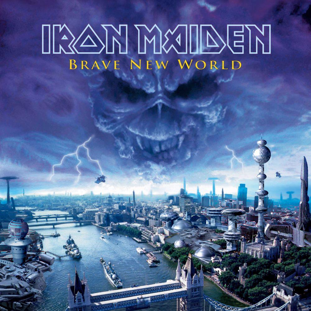 Iron Maiden – Brave New World (2 LP) kraftwerk – computer world lp
