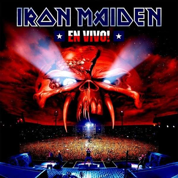 Iron Maiden – El Vivo (2 LP) cd диск iron maiden the final frontier 1 cd