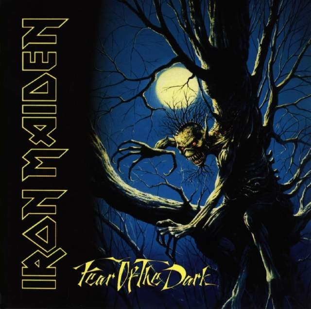 Iron Maiden – Fear Of The Dark (2 LP) iron maiden the book of souls 3 lp