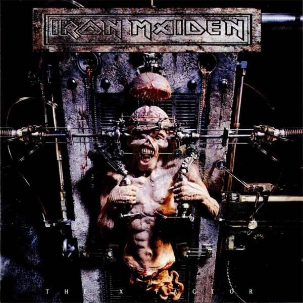 Iron Maiden – The X Factor (2 LP)На альбоме The X Factor поет новый вокалист Блейз Бейли, который занял место ушедшего Брюса Дикинсона.<br>