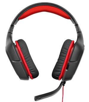 Гарнитура Logitech Headset G230 проводная игровая для PC / Mac