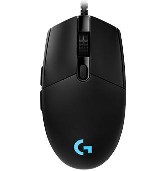 Мышь Logitech G Pro проводная оптическая игровая для PC
