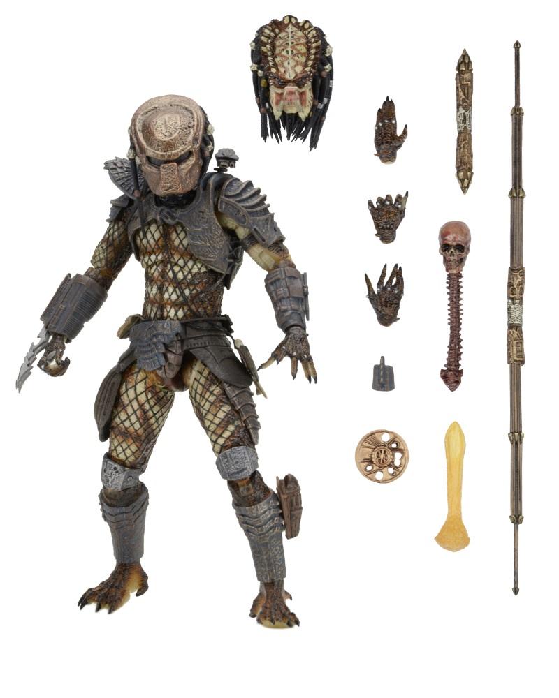 Фигурка Predator 2: Ultimate City Hunter (17 см)