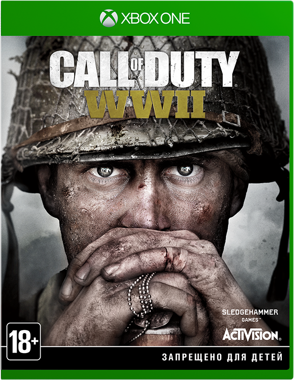 Call of Duty: WWII [Xbox One] игра для xbox call of duty modern warfare 3 classics