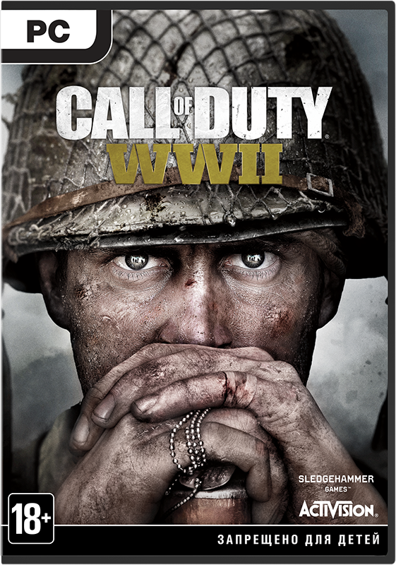 Call of Duty: WWII (код загрузки) [PC] игра для xbox call of duty modern warfare 3 classics