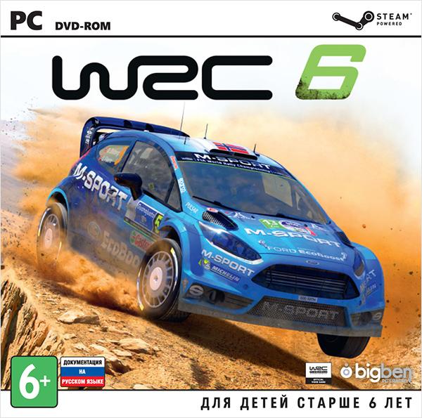 WRC 6 FIA World Rally Championship [PC-Jewel]WRC 6 FIA World Rally Championship 6 &amp;ndash; самая содержательная и реалистичная игра серии. Она создана в тесном сотрудничестве с профессиональными спортсменами и гоночными экспертами, а главное &amp;ndash; с учетом пожеланий огромного сообщества поклонников гонок WRC.<br>