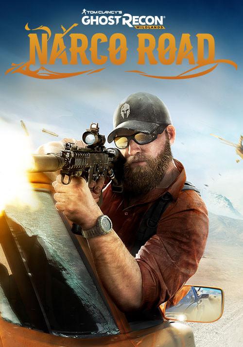 Tom Clancys Ghost Recon: Wildlands. Narco Road. Дополнение (Цифровая версия)В игре Tom Clancys Ghost Recon: Wildlands. Narco Road внедритесь в банду наркоторговцев. Участвуйте в их бешеных гонках и состязаниях, завоюйте доверие их главаря и уничтожьте банду изнутри.<br>