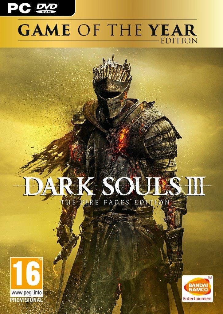 Dark Souls III – The Fire Fades Edition [PC]Издание Dark Souls III – The Fire Fades Edition содержит в себе основную игру Dark Souls lll, получившую награду «Игра года» в абсолютной категории по итогам 34-й церемонии награждения GoldenJoystickAwards, «Оскара» в мире игровой индустрии, а также два дополнения – Ashes of Ariandel и The Ringed City.<br>
