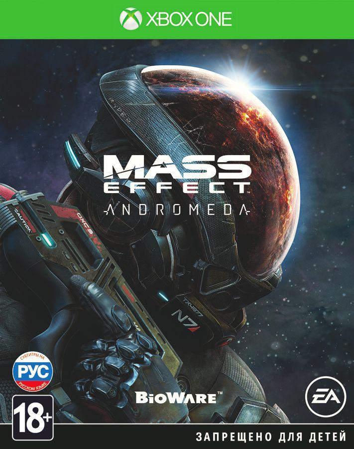 Mass Effect: Andromeda [Xbox One]В Mass Effect: Andromeda игроки окажутся далеко за пределами Млечного Пути, в глубинах галактики Андромеда.<br>