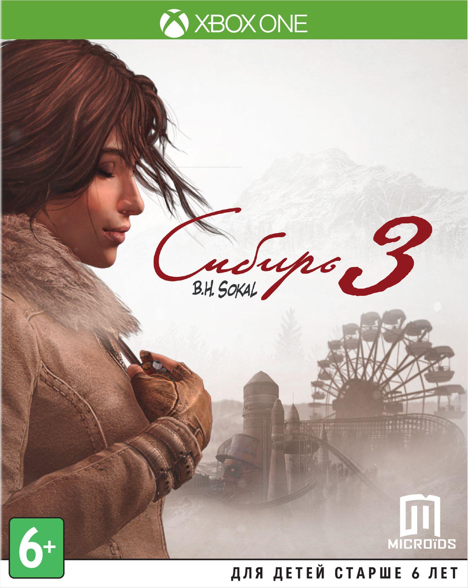 Сибирь3[XboxOne]Игра Сибирь 3 – совершенно новая история, непохожая на то, что вы могли видеть в первых двух играх серии Syberia. Вас ждут захватывающее повествование и неповторимый художественный стиль Бенуа Сокаля.<br>