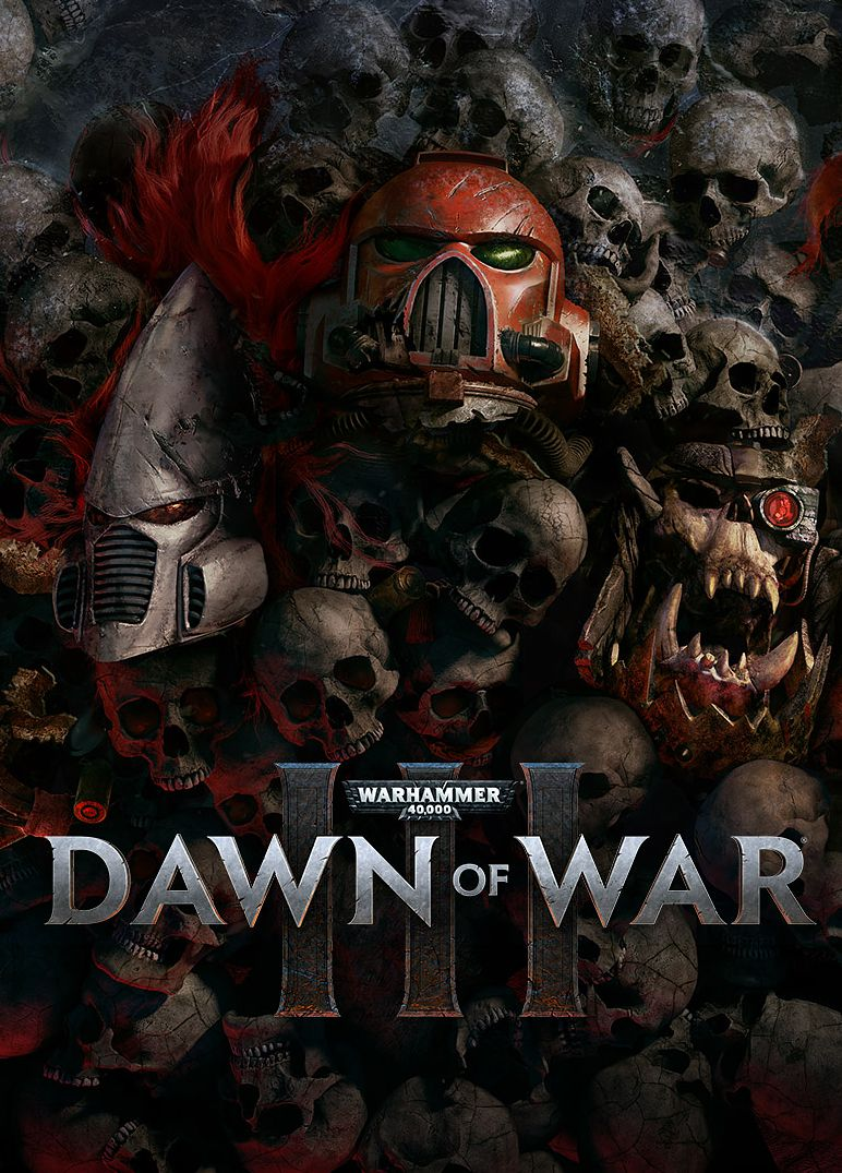 Warhammer 40 000: Dawn of War III [PC, Цифровая версия] (Цифровая версия) play arts kai god of war iii kratos action figure