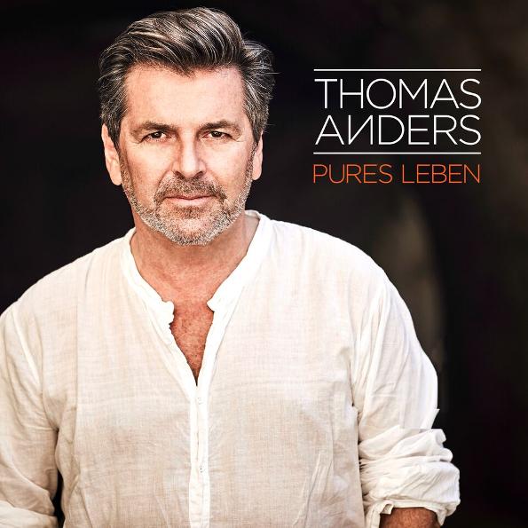 Thomas Anders – Pures Leben (CD)Thomas Anders – Pures Leben – новый альбом Томаса Андерса. Сложно поверить, но это первый немецкоязычный альбом певца за его обширную карьеру, развивающуюся на протяжении почти сорока лет.<br>