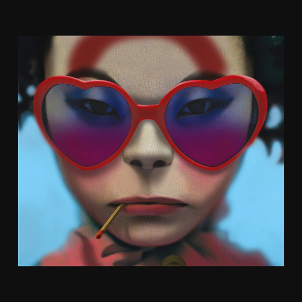 Gorillaz – Humanz (CD) gorillaz – humanz limited deluxe edition 2 cd