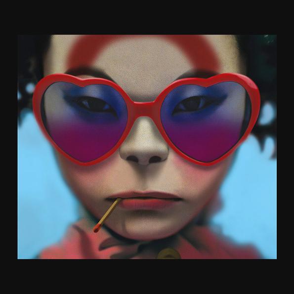 Gorillaz – Humanz (CD)