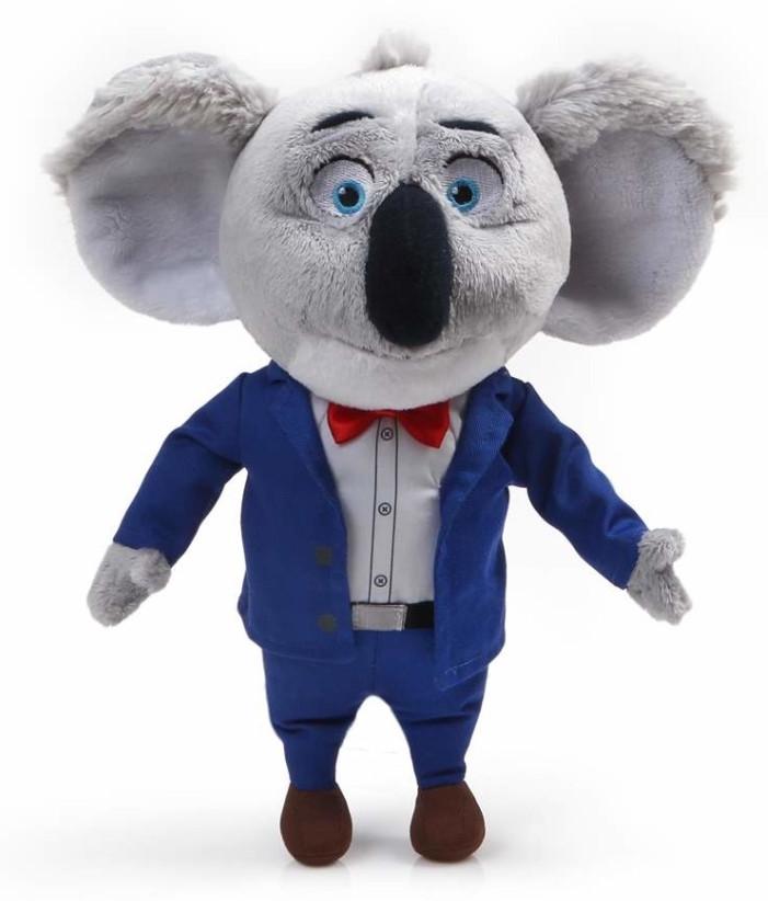 Мягкая игрушка Зверопой: Buster Moon (30,5 см)Мягкая игрушка Buster Moon создана по мотивам музыкального анимационного фильма «Зверопой», рассказывающего о жизни зверей – о том, как преодолеть страх и раскрыть свои таланты.<br>