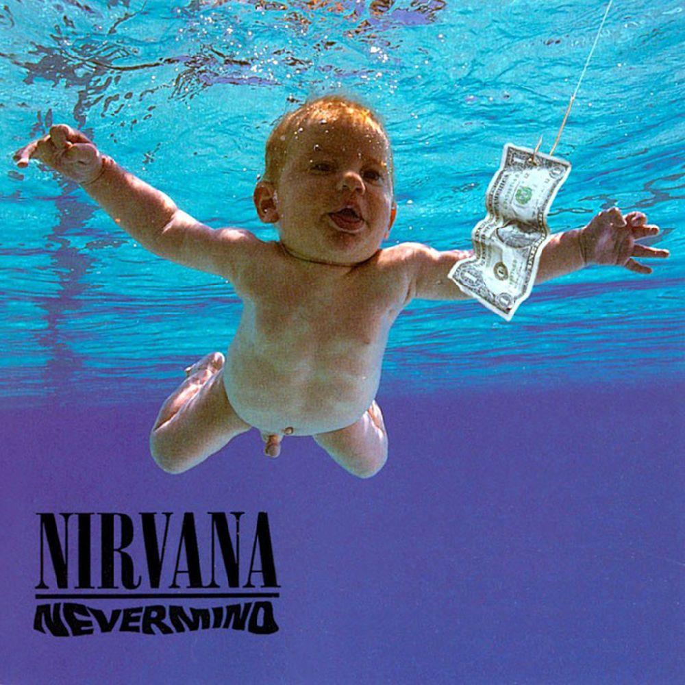 Nirvana – Nevermind (LP)Nevermind – вторая студийная работа Nirvana, выпущенная в 1991 году. Продюсером альбома стал Бутч Виг.<br>