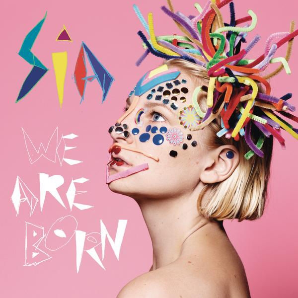 Sia – We Are Born (LP) футболка wearcraft premium printio los angeles kings nhl usa