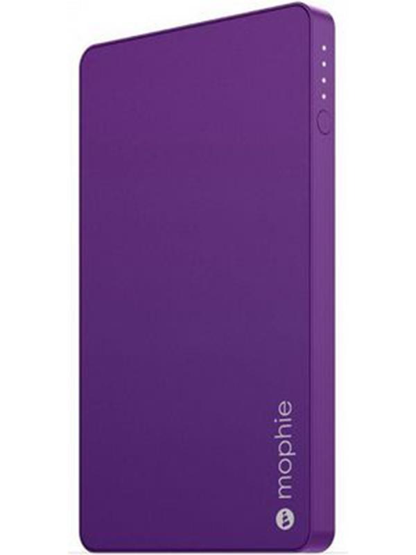 Портативное зарядное устройство Mophie Powerstation Mini (фиолетовый) от 1С Интерес