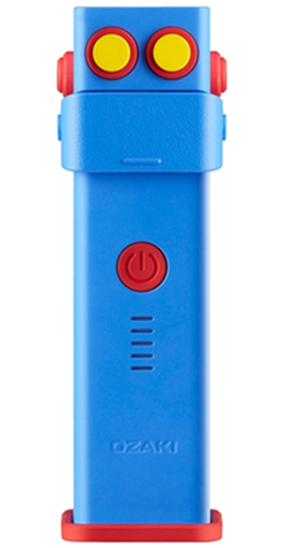 Портативное зарядное устройство Ozaki O!tool-Battery-D26 (синий)Портативное зарядное устройство Ozaki O!tool-Battery-D26 заряжается от USB, обладает оригинальным дизайном и идеально подойдет для вашего мобильного образа жизни.<br>