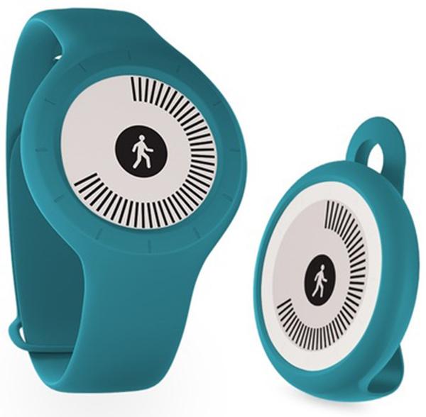 Фитнес-браслет Withings Go (синий)Фитнес трекер Withings Go отслеживает движения во время ходьбы, бега, плавания, периоды сна и бодрствования, а также считает количество сожженных калорий.<br>